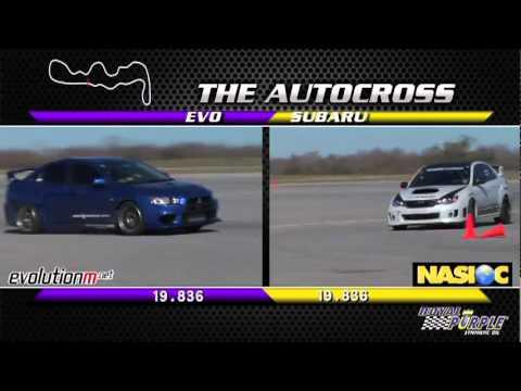Mitsubishi EVO X vs Subaru Impreza WRX STI Episode 3 TheForumWars.tv