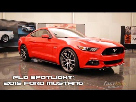 2015 Ford Mustang Spotlight - Fast Lane Daily