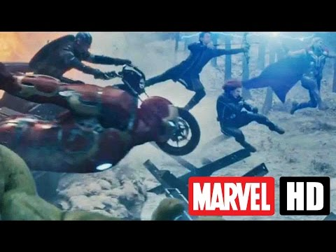 AVENGERS: AGE OF ULTRON - Together - Marvel HD
