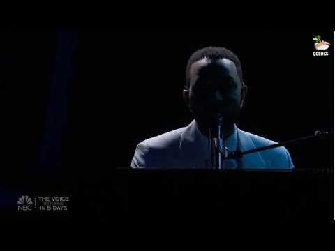 John Legend - Never Break Live at Billboard Music Awards 2020