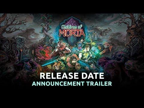 Children of Morta | Official Release Date Trailer