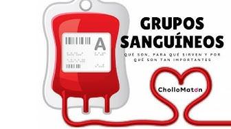 Imagen del video: Tu grupo sanguíneo: para qué sirve y por qué es tan importante