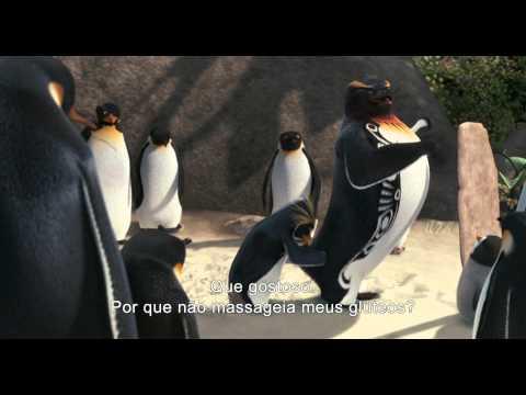Trailer do filme Tá Dando Onda