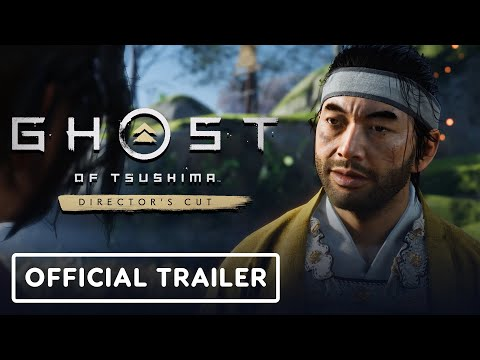 Ghost of Tsushima Director's Cut - Official Iki Island Story Trailer