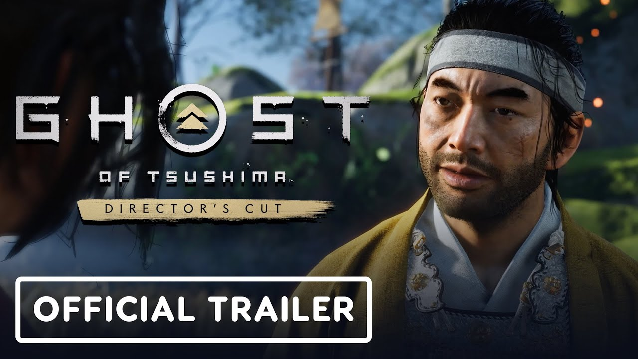 Ghost of Tsushima Director's Cut - Official Iki Island Story Trailer - IGN