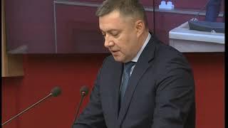 Игорь Кобзев прилетел в Иркутск