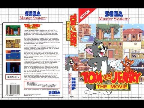 tom amp jerry the movie sega master system complete