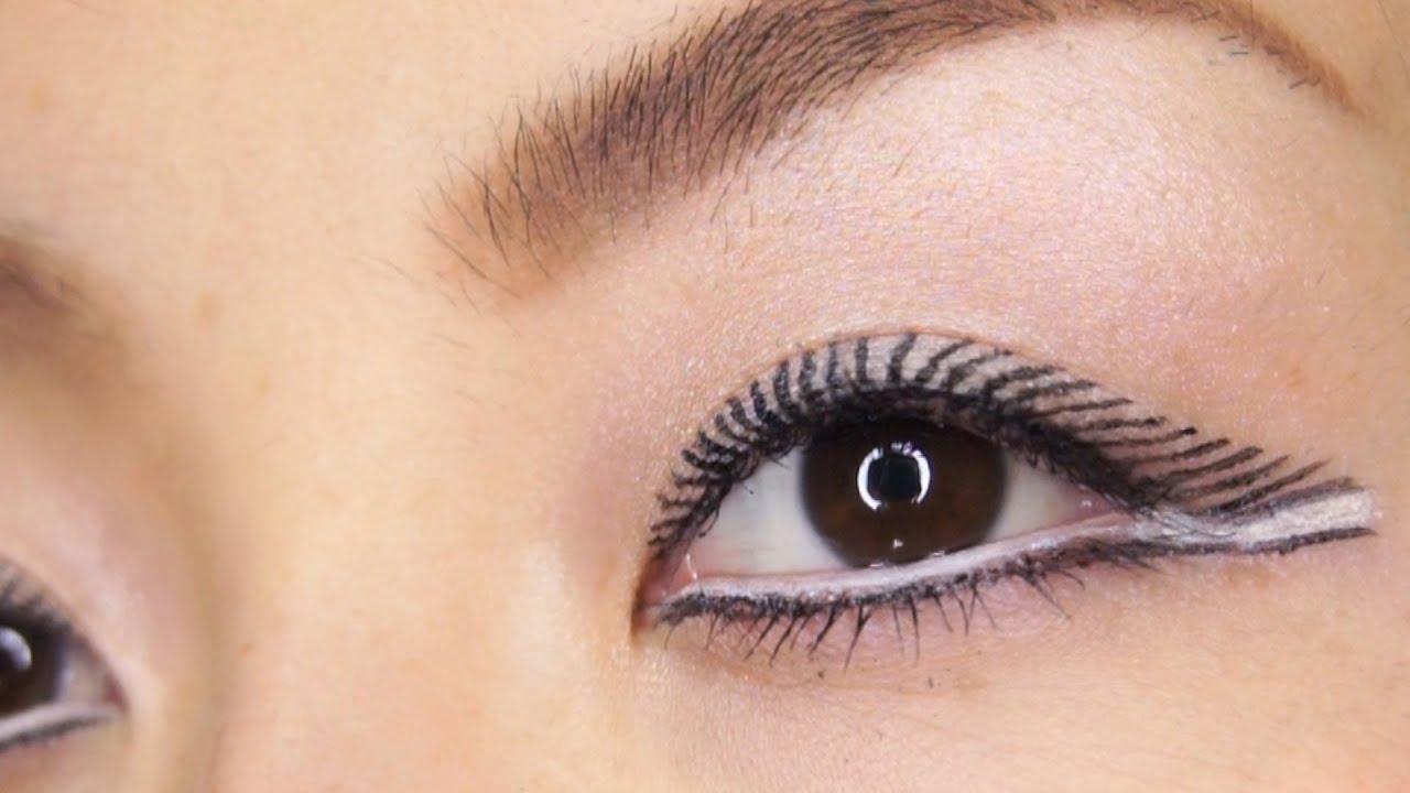 Simple Design Eyeliner - YouTube