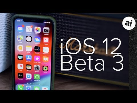 Everything New in iOS 12 Beta 3