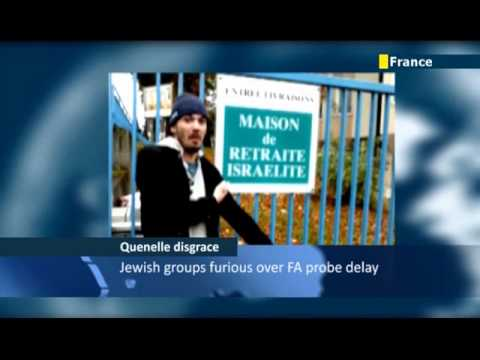 Anelka Anti-Semitic Salute: French footballer's FA disciplinary hearing set for late February