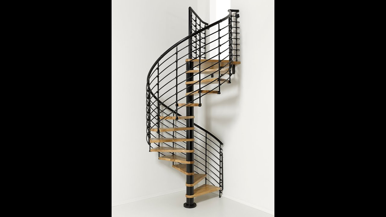 Diy Spiral Stairs Extreme How To | Painting Metal Spiral Staircase | Handrail | Iron | Stair Treads | Steel | Staircase Kit