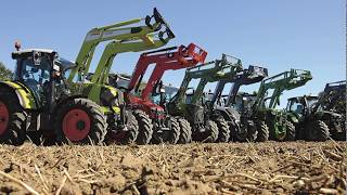 Top 10 Most Popular Tractor Brands in North America