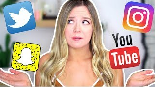 DO I LIVE MY LIFE FOR SOCIAL MEDIA? | an honest chat