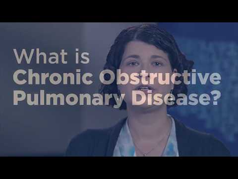 The Basics of Chronic Obstructive Pulmonary Disease (COPD)