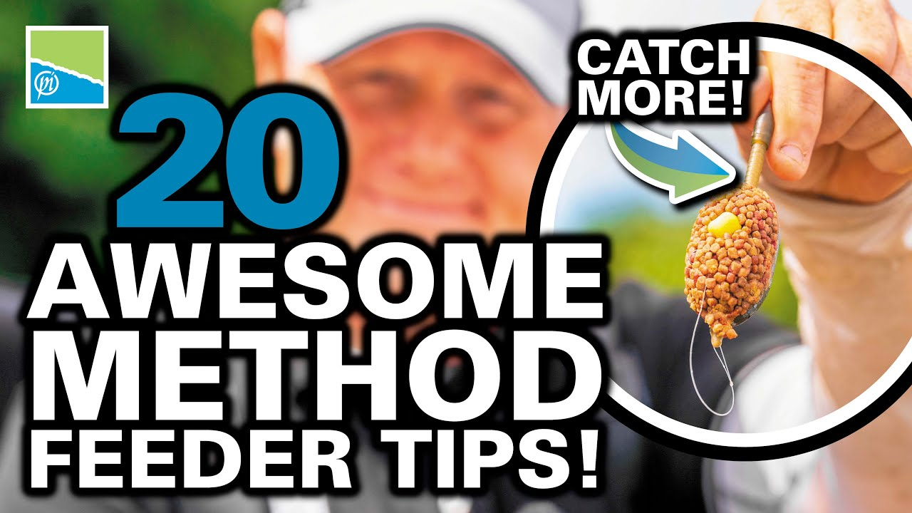 Download 20 AWESOME Method Feeder Tips!