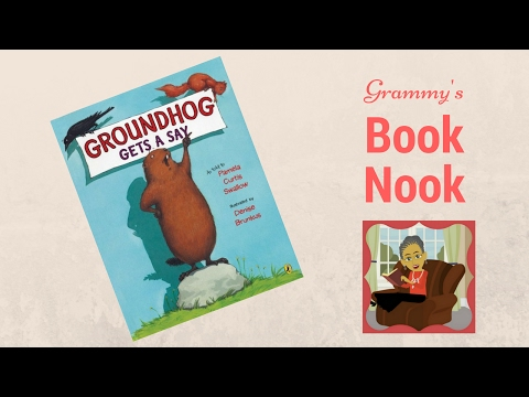 Groundhog Gets a Say | Children's Books Read Aloud