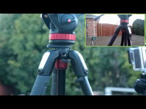 Manfrotto MT055XPro3 Tripod and MVH502AH Head Review