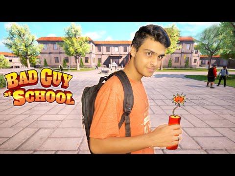 I AM A BAD BOY IN SCHOOL | TROLLING TEACHERS !!
