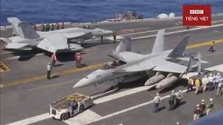 Chủ tịch Quang thăm Ấn Độ, mẫu hạm Mỹ ghé Đà Nẵng và thực chất?