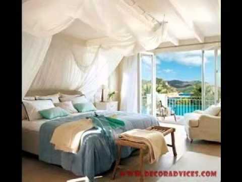 Creative Beach Theme Bedroom Decorating Ideas