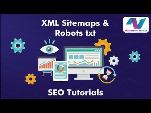 Sitemaps XML & Robots Txt | SEO : The 2019 Guide | SEM
