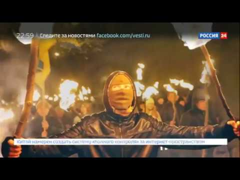 UKRAINE TODAY: Western Silence as 20,000 Neo-Nazis March in Kiev