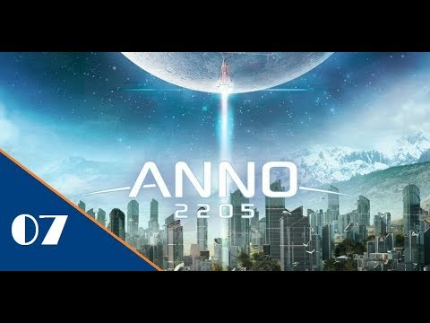 Anno 2205 Monte Gameplay | Part 7 | Cape Ambar Stage 1 Project Complete