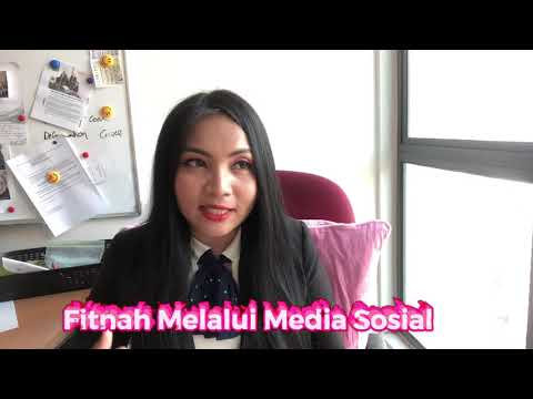 Video Sharing Terbaru Tentang Saman Fitnah Media Sosial