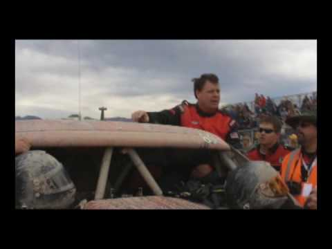 Rusty Stevens SCORE Laughlin Desert Challenge 2010 Off Road Trophy Truck Race