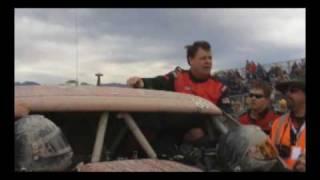 Rusty Stevens SCORE Laughlin Desert Challenge 2010 Off Road Trophy Truck Race