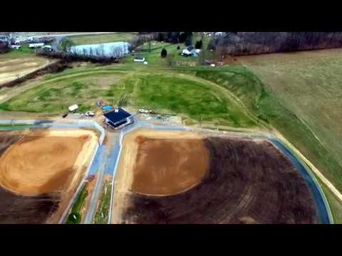 Rockingham Park:  Construction Update 12/2017