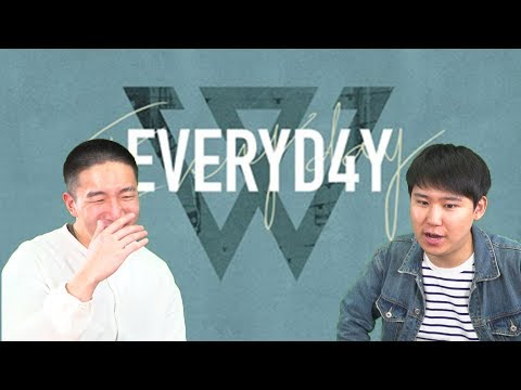 WINNER - EVERYD4Y FULL ALBUM First Listen!