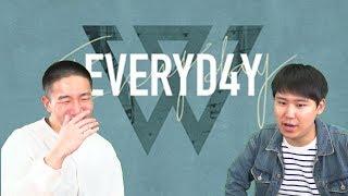 WINNER - EVERYD4Y FULL ALBUM First Listen!
