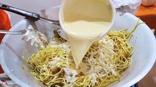 The BEST Longganisa Pasta in Tuguegarao | Filipino Food Cooking by Chef Jjay Gumarang