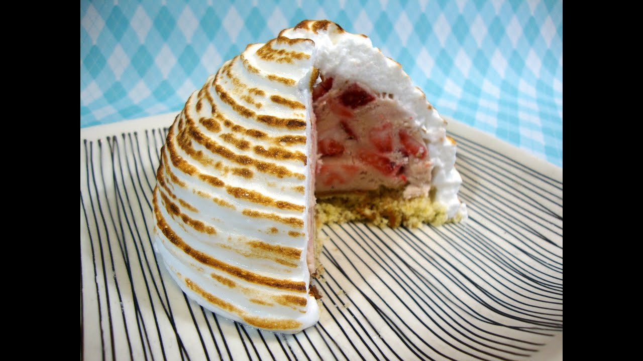 Episode 111 - Strawberry Ice Cream and Baked Alaska - 7-23-12 - The ...
