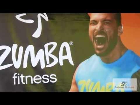Master Class Zumba con Marlon Alves - Tucuman 2016