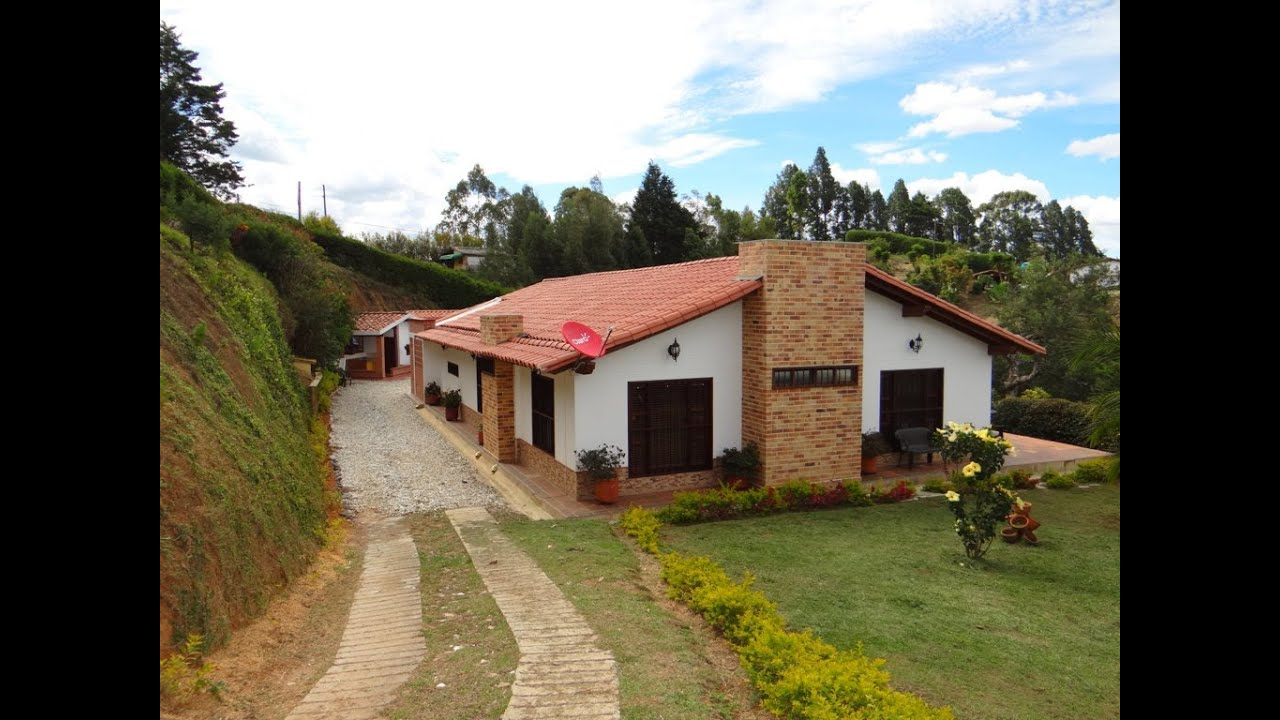 Casa finca en venta rionegro fuera de inventario youtube for Casas en la finca