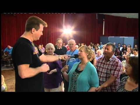 Adelaide Outpouring with Jeff Jansen, Tuesday Service, March 5, 2013