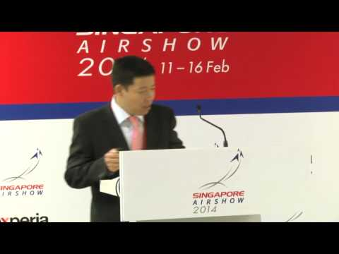 Singapore Airshow 2014 China Business Forum: A Big Picture of HNA