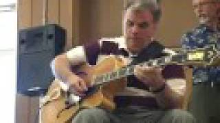 I Concentrate on You - Steve Abshire, guitar