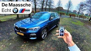 BMW X3 M40i POV Review Rijtest - BMW M De Maassche Echt