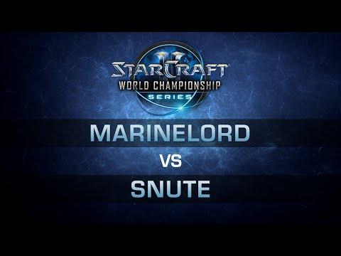 SC2 - MarineLorD vs Snute [TvZ] - Semi-Finals - Bo5 - DreamHack ZOWIE Open Valencia 2016