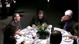 New design in the context of the old: University of Michigan Future of Design Dinner conversations