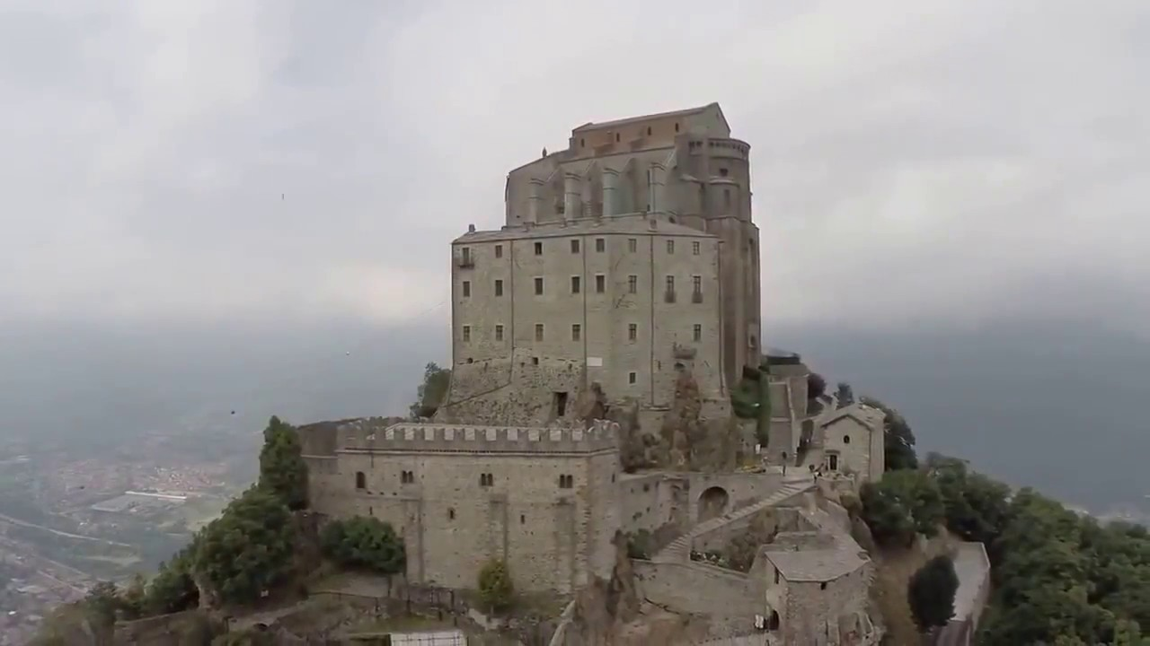 Sacra di San Michele Guided Tour – Somewhere Tour & Events