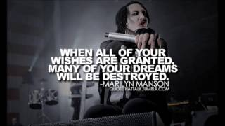 Download lagu Marilyn Manson - The Fight Song [FULL HD]
