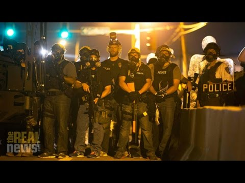 Is Police Militarization A Distraction From Understanding Ferguson?