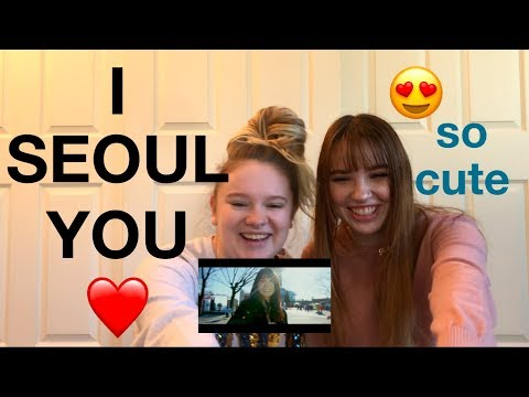 With Seoul by BTS REACTION
