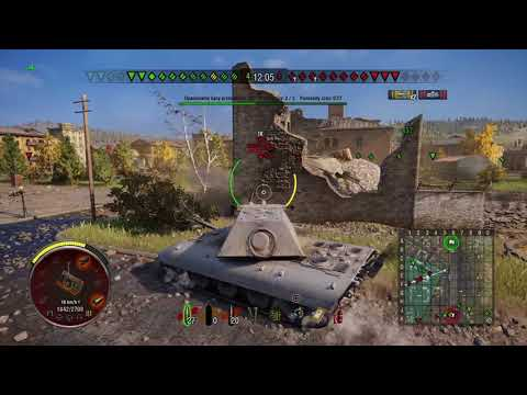 World of Tanks PS4 Gameplay # 390 Tier X E 100