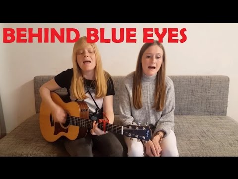 Behind Blue Eyes - FIOMILY COVER
