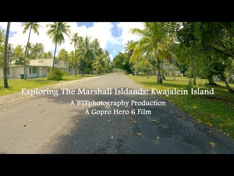 Exploring The Marshall Islands:  Kwajalein Island